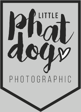 Little Phat Dog Photography Logo